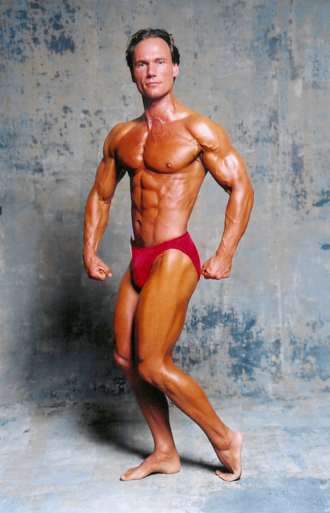 WNBF Pro Mr. International 1998 (New York / USA)